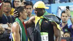 It's too late to race Wayde van Niekerk, says Bolt Wayde Van Niekerk, Sports Headlines, Usain Bolt, Latest Sports News, Triathlon, Athlete, Racing, Football, History