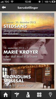 Skagens museums officielle app. Her er info om musset og du kan komme helt tæt på nogle af malerierne. Appen er gratis.