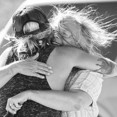 An embrace from her mom, meant the world to her. Jessi Combs, Jessie, Mom, Image, Instagram, Mothers