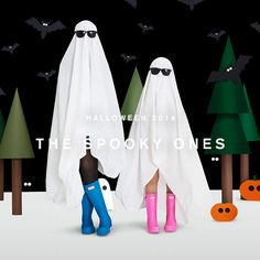 Introducing our new kids' Halloween campaign Informations About Introduci Hunter Boots Kids, Hunter Kids, Halloween 2014, Halloween Kids, Happy Halloween, Barbour Kids, Wellies Boots, New Kids, Cute