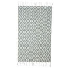 Rhombus matta, grå/beige – House Doctor – Köp online på Rum21.se