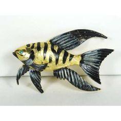 Tropical Fish Brooch