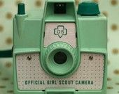 Must get my hands on this one. Brings back fond memories of my childhood. Plus its a really cool camera color.