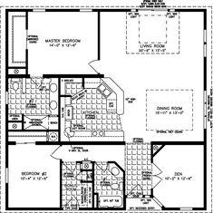 Manufactured Homes Floor Plans On Pinterest