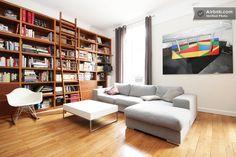 Playful apartment in Paris