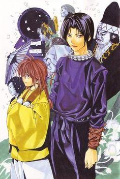 Karakuri Zoushi Ayatsuri Sakon 人形草紙あやつり左近 1999