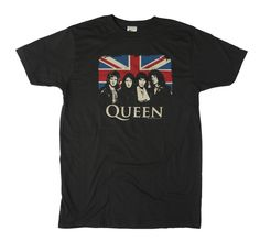 T-shirt printing Cornwall: T-shirts with a hint of Cornish Band Merch, Band Shirts, Funny Outfits, Funny Clothes, Vintage Rock T Shirts, Rocker Chick, Queen Band, Concert Tees, Cool Tees