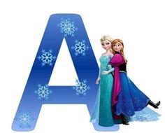 Abecedario Frozen (2)