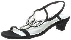 Annie Shoes Women's Lizzy Sandal,Black Micro,6.5 M US Annie,http://www.amazon.com/dp/B009NBNJD2/ref=cm_sw_r_pi_dp_MLGgtb0AV76HVMVV