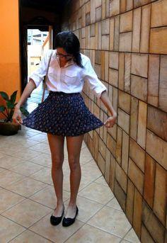 Camisa + saia