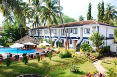 Santana Beach Resort, Goa