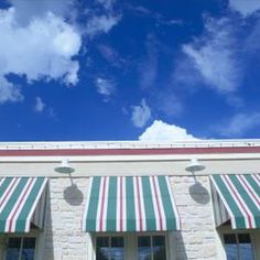 How to Make Window Awnings Yourself