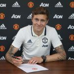 Jose Mourinho believes Victor Lindelof has a 'great future' at Manchester United