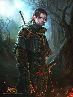 Вполне себе Сайлент. Правда, по сюжету он больше кинжалами увлекается, чем мушкетами и мечами, но сойдёт и так. Безумно нравится его одежда. Не думаю, что в таком позволяют разгуливать по дворцу, но для дальних путешествий – сойдёт