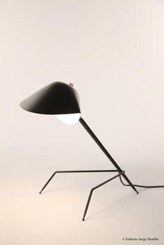 Tripod lamp - Studio Kvänum Oslo AS