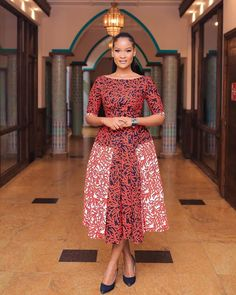 Cute African Print Dresses : Styles Ideas That Will Make You Look More BeautifulHello ladies. These are cute African print dresses inspiration that will leave African Fashion Ankara, Latest African Fashion Dresses, African Print Fashion, Africa Fashion, African Print Dresses, African Dresses For Women, African Attire, African Prints, Ankara Gown Styles