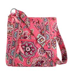 """Vera Bradley Hipster in """"Call Me Coral"""" Pattern"""