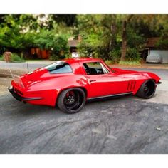 Brian Hobaugh's 1965 Chevrolet Corvette