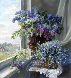 Eduard Panov - Flowers