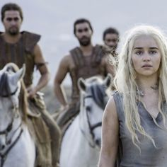7 Books To Read If You Miss 'Game Of Thrones'