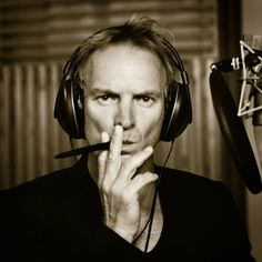 """""""It takes a man to suffer ignorance and smile."""" ― Sting"""