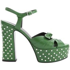 Pre-owned - Cloth sandals Saint Laurent G5ysn