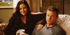 Greys Anatomy Funny, Greys Anatomy Cast, Grey's Anatomy Lexie, Lexie And Mark, Mark Sloan, Greys Anatomy Characters, Lexie Grey, Chyler Leigh, This Is Love