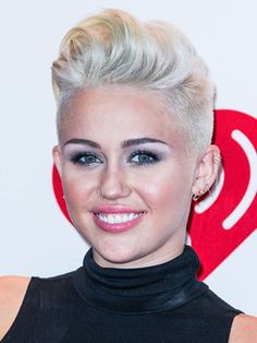 The Best Celeb Hairstyles For Every Length: Short: Miley Cyrus