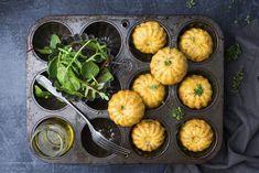 Quinoa Egg Muffins – healthy baking