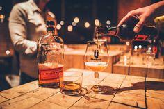 BBQ x Boilermaker x Bowery - Bulleit & Bier im Brewpub