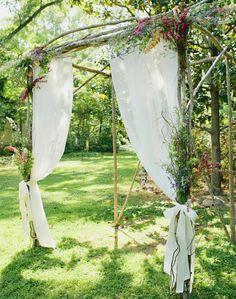 rustic wedding ideas   Outdoor Decoration Ideas for Rustic Weddings  