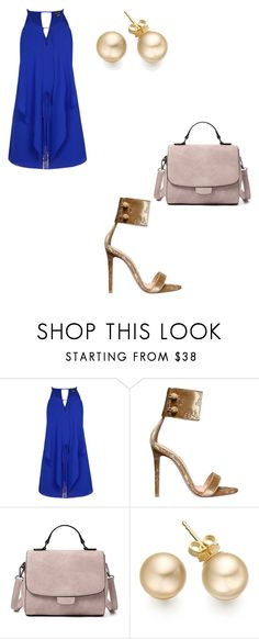"""Untitled #231"" by iambeickyg on Polyvore featuring City Chic and Gianvito Rossi"