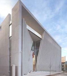 Embajada de México en Berlin - Arquitectos Teodoro Gonzalez de Leon y Francisco Serrano.