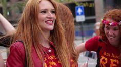 """Früher gemobbt, heute geliebt: Rothaarige und der """"Ginger Pride"""" - SPIEGEL…"""