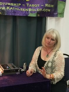 Consulting at the Kitchener Ontario Fall 2015 Psychic Fair.  Next Canadian Psychic Fair is in Toronto, October 30, 31 & November 1.