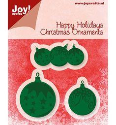 Joy! Craft - Chrismas Balls (6002/2030)