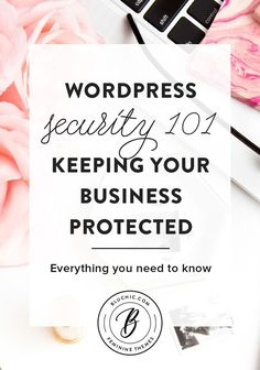 We've created a WordPress Security 101 post to cover everything you need to know to keep your website & business protected from potential dangerous threats. Click to read more!
