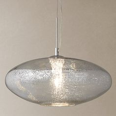 Buy John Lewis Tabitha Mercury Glass Pendant from our Ceiling Lighting range at John Lewis. Free Delivery on orders over Lounge Lighting, Dining Room Lighting, Outdoor Wall Lighting, Kitchen Lighting, Lighting Ideas, Brass Ceiling Light, Flush Ceiling Lights, Ceiling Lighting, Pendant Lighting Bedroom
