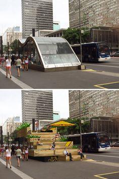 PAULISTA 1 | antes e depois | Waldivo Junior