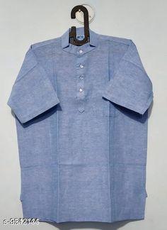 Kurtas Elegant Khadi Cotton Men's Kurta Fabric: Khadi Cotton Combo of: Single Sizes:  XXL (Length Size: 31 in) Country of Origin: India Sizes Available: S, M, L, XL, XXL, XXXL   Catalog Rating: ★4.1 (769)  Catalog Name: Fashionable Men Kurtas CatalogID_1682576 C66-SC1200 Code: 042-9542144-105
