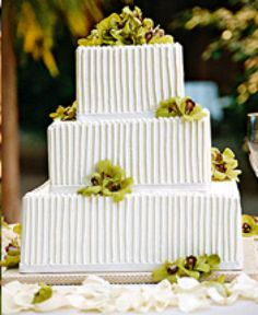 modern cake + texture