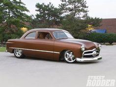 1949 Ford Two Door Sedan Right