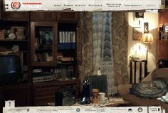 educational site made by IICCMER exhibiting every day life archives from Communist Romania
