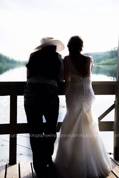 Country Wedding Photo