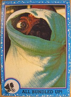 E.T. Trading Cards