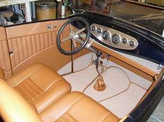 classic hot rod interiors - Google Search