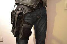 Resultado de imagen para medidas bolsos para piernas