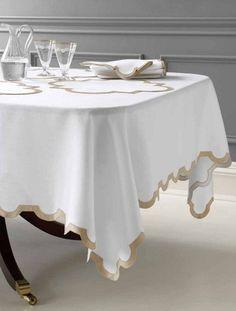 Vintage St Michael rectangulaire Noël Nappe /& 6 Serviette de Table Set