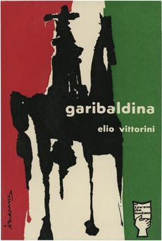 Garibaldina, Elio Vittorini, Portugalia Publisher, The Pocket Book 25, design Antonio Charrua 1961