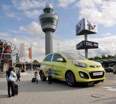 Obří Kia Picanto v Amsterdamu #kia #kiamotors #picanto
